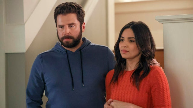 James Roday Rodriguez and Floriana Lima, A Million Little Things