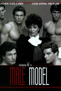 The Making of a Male Model as Ward Hawley