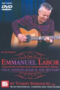 Tommy Emmanuel: Emmanuel Labor
