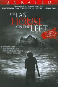 The Last House on the Left as John Collingwood