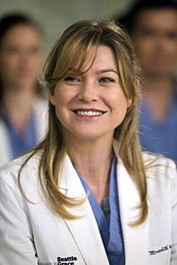 "Grey's Anatomy - Season 5, ""Brave New World"" - Ellen Pompeo as Meredith"