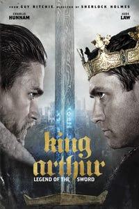 King Arthur: Legend of the Sword as Król Artur