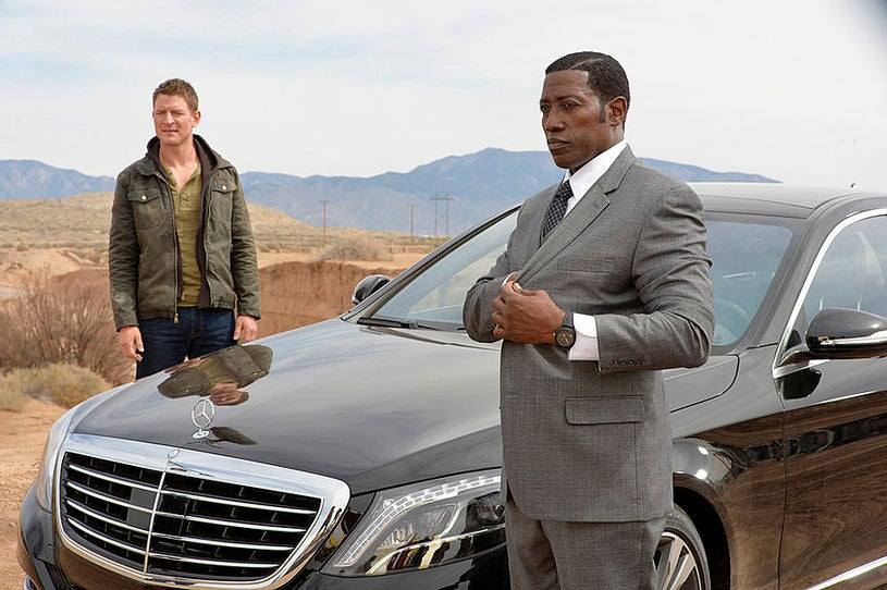 The Player - Season 1 - Pilot - Philip Winchester, Wesley Snipes