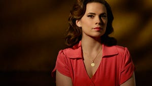 Get Your First Look at Hayley Atwell's New Show Conviction