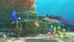 Check Out the Trailer for Finding Dory!
