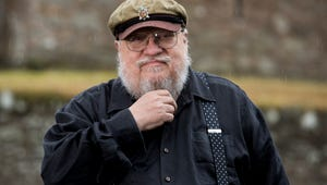 George R.R. Martin Finally Shared a Look at His Cut Game of Thrones Cameo and Wow