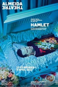 Hamlet as Ophelia