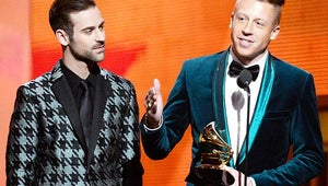 Macklemore & Ryan Lewis, Daft Punk Top Grammy Awards