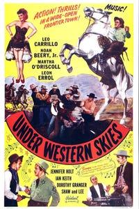 Under Western Skies as King Carlos Randall