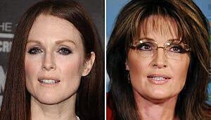 Julianne Moore to Play Sarah Palin in HBO Film