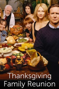 Thanksgiving Family Reunion as Pauline Snider