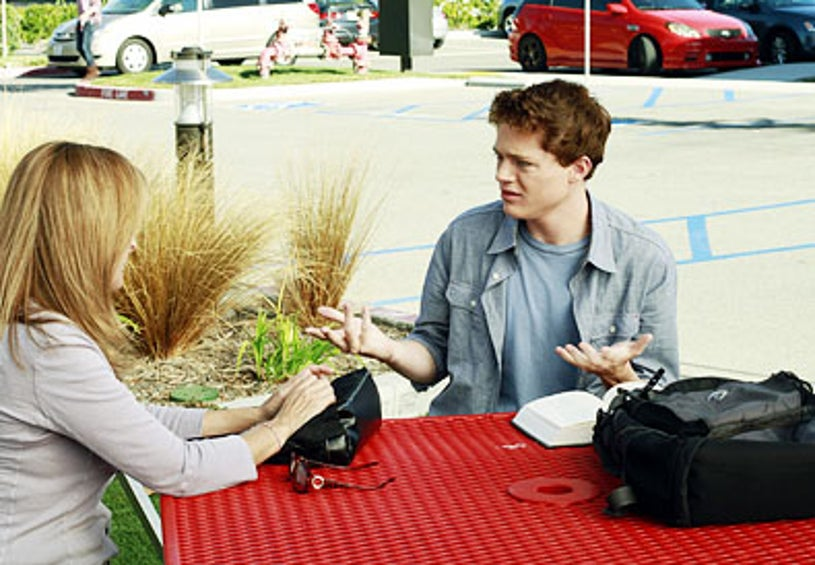 """Switched at Birth - Season 1 - """"Self Portrait with a Bandaged Ear"""" - Marlee Matlin and Sean Berdy"""
