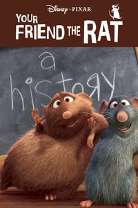 Your Friend the Rat as Remy