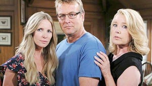 Battle of the Blondes on The Young and the Restless