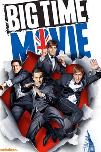 Big Time Movie as James Diamond