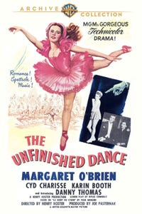 The Unfinished Dance as Mr. Paneros