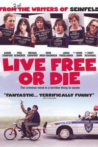 Live Free or Die as Cheryl