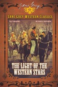 Light of Western Stars as Gene Stewart