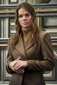Stephanie Cleough as Captain Eve Baxter