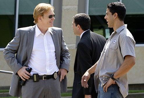 """CSI: Miami - Season 8 - """"Out Of Time"""" - David Caruso, Adam Rodriguez"""