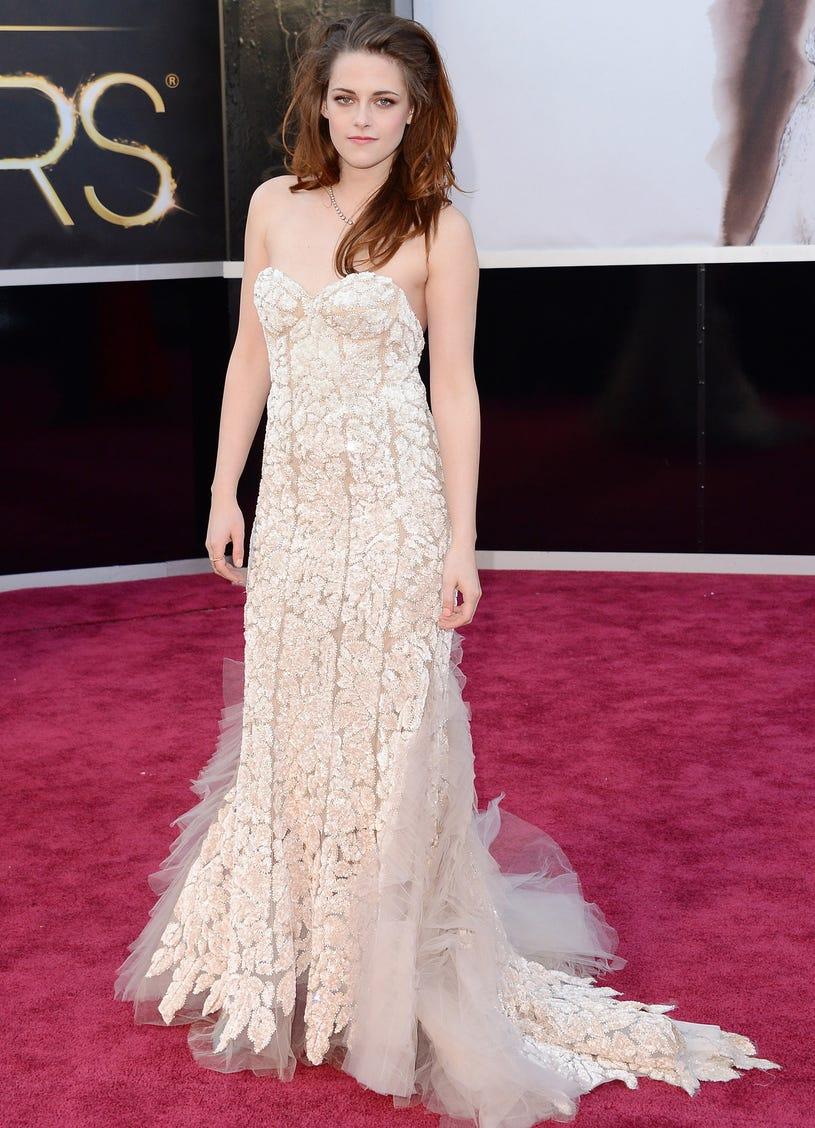 Kristen Stewart - 85th Annual Academy Awards in Hollywood, California, February 24, 2013