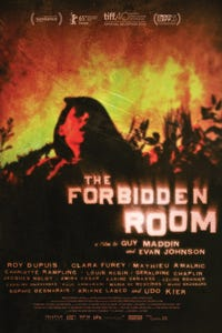 The Forbidden Room as Count Yugh/The Butler/The Dead Father/Guard/Pharmacist