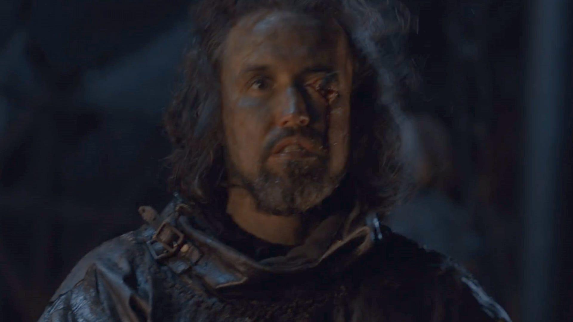 "Rob McElhenney on Game of Thrones Season 8, Episode 1: ""Winterfell"""