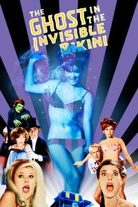 Ghost in the Invisible Bikini as Eric Von Zipper