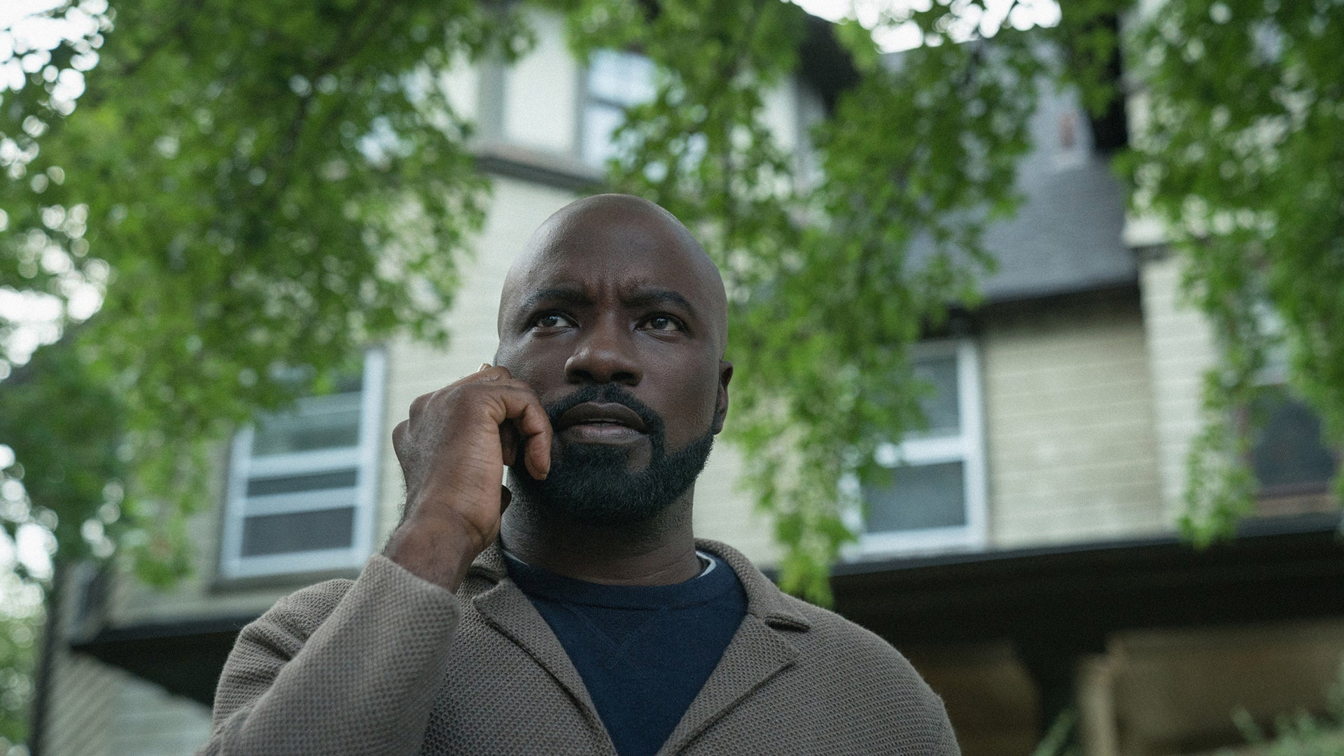 Mike Colter, Evil