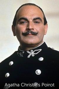 Agatha Christie's Poirot as Ariadne Oliver