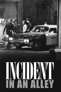 Incident in an Alley as Mr. Blake