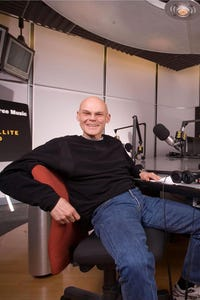 James Carville as Andrew Jackson