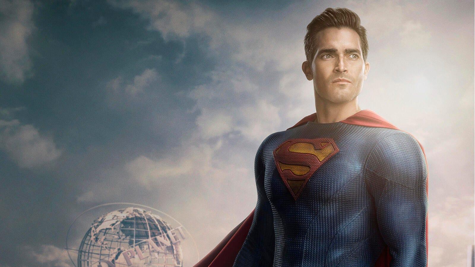 Tyler Hoechlin, Superman & Lois