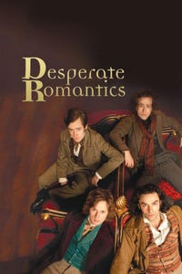 Desperate Romantics as John Millais