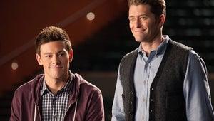 Saying Goodbye to Glee's Cory Monteith