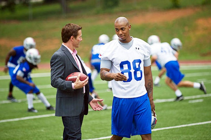 """Necessary Roughness - Season 2 - """"Double Fault"""" - Mehcad Brooks"""