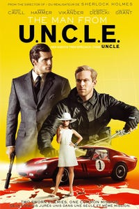 The Man From U.N.C.L.E. as Napoleon Solo
