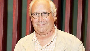 Chevy Chase Books First Post-Community TV Role