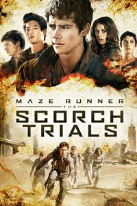 The Maze Runner: The Scorch Trials as Jorge