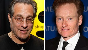 Max Weinberg Not Out of Running for Conan's TBS Show