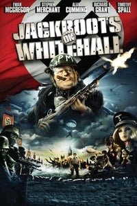 Jackboots on Whitehall as Captain English