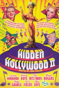 Hidden Hollywood, Vol. 2: More Treasures From the 20th Century Fox Vaults as Host