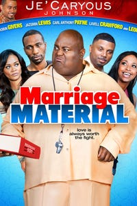 Je'Caryous Johnson's Marriage Material as Bishop Luther Lance Love Jones