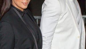 Kim Kardashian Reveals the Gender of Baby West