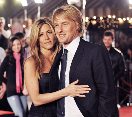 "Jennifer Aniston and Owen Wilson - ""Marley & Me"" Los Angeles Premiere, December 11, 2008"