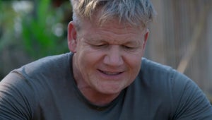 Watch Gordon Ramsay Eat Giant Water Bugs for NatGeo's Uncharted