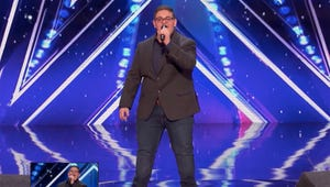 America's Got Talent: Formerly Blind Teen Stuns With Golden Buzzer-Worthy Song