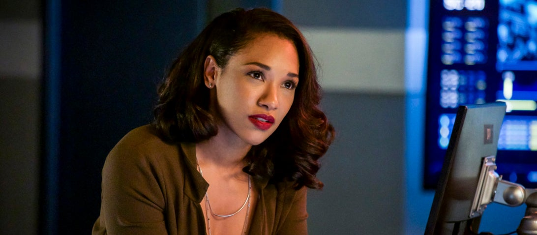 Candice Patton, The Flash