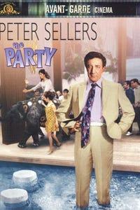 The Party as June Warren