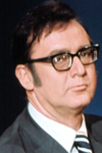 Steve Allen as Bart's Electronically Altered Voice